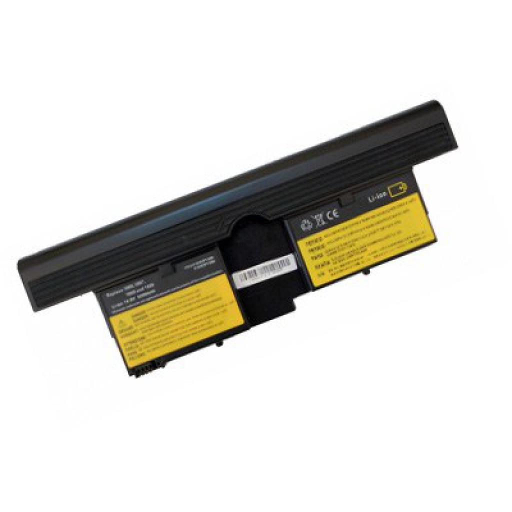 Аккумулятор для ноутбука Lenovo-IBM 92P1083 ThinkPad X41 Tab BatteryExpert (92P1083 L 52)