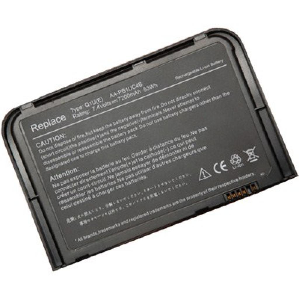 Аккумулятор для ноутбука Samsung AA-PB1UC8B Q1U BatteryExpert (AA-PB1UC8B L 72)