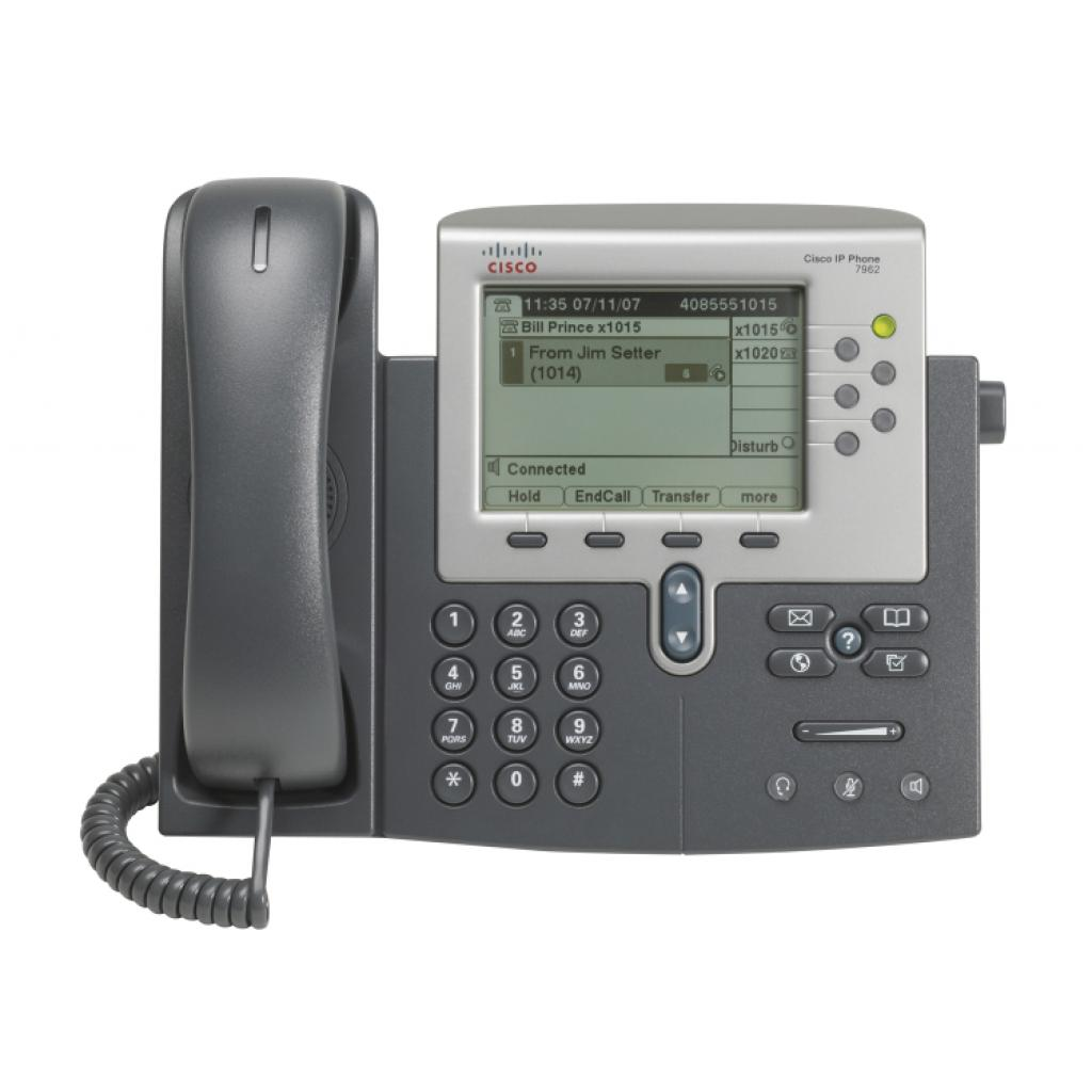 IP телефон Cisco CP-7962G= изображение 2