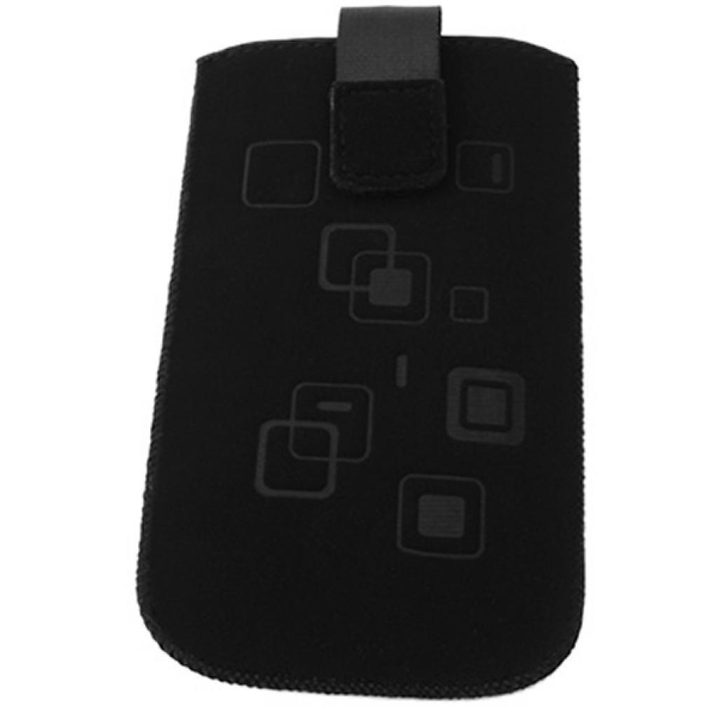 Чехол для моб. телефона Drobak universal bag 7x12 black (212615)