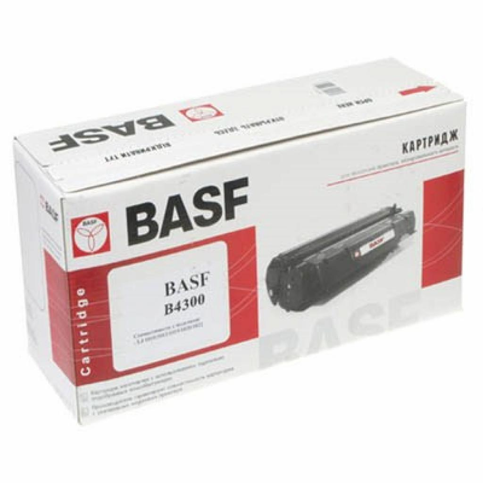 Картридж BASF для Samsung SCX-4300/ XEROX 3116 (B4300)
