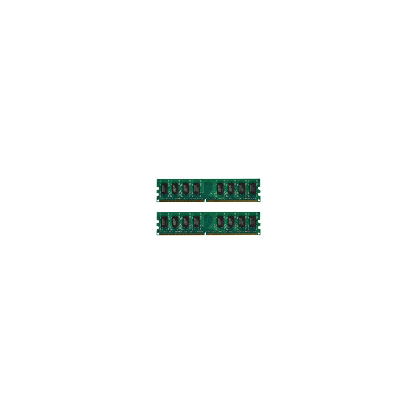 Модуль памяти для компьютера DDR2 4GB (2х2GB) 800 MHz Patriot (PSD24G800K)
