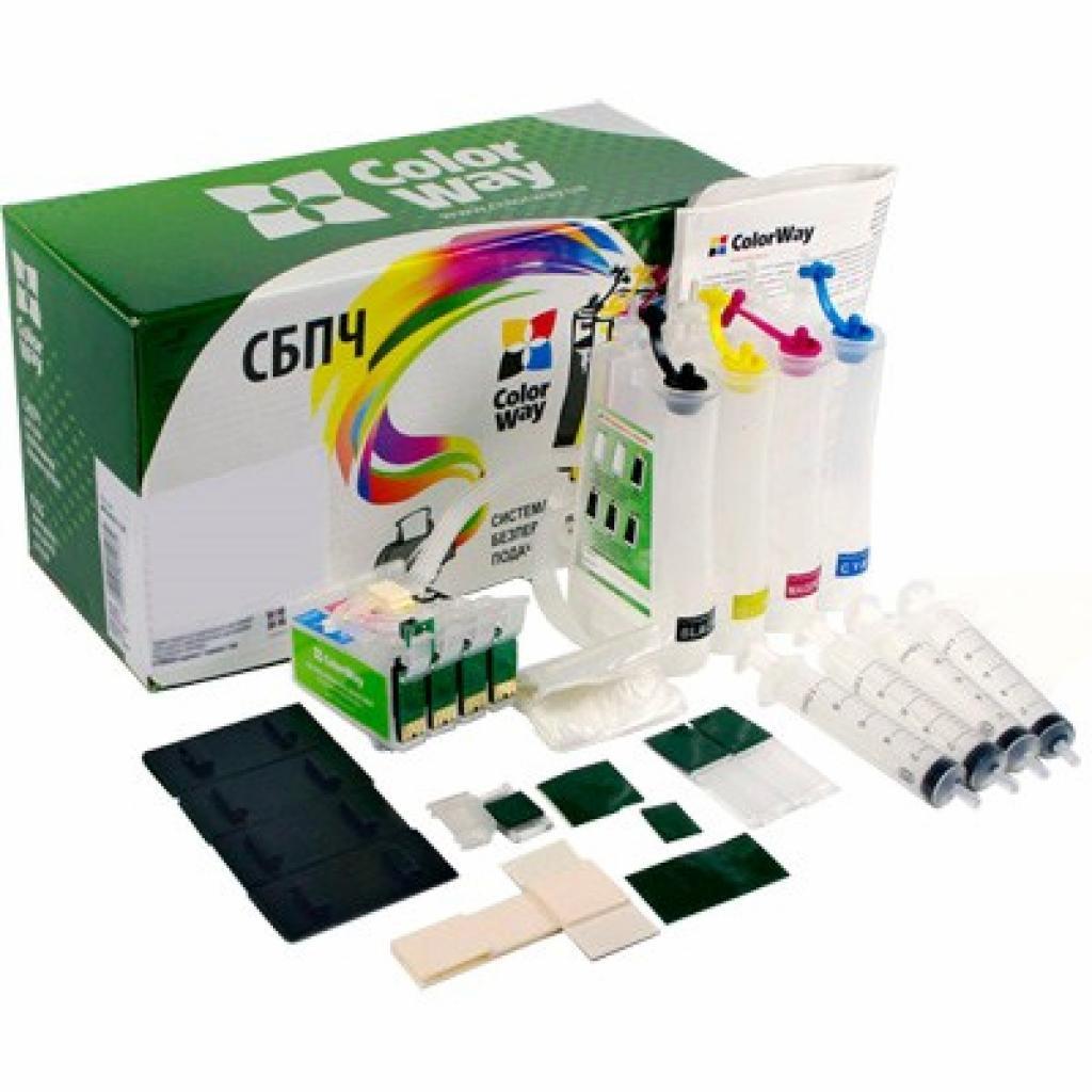 СНПЧ ColorWay Epson WF-2010/2510/2520/2530/2540 (WF2510CC-4.1)