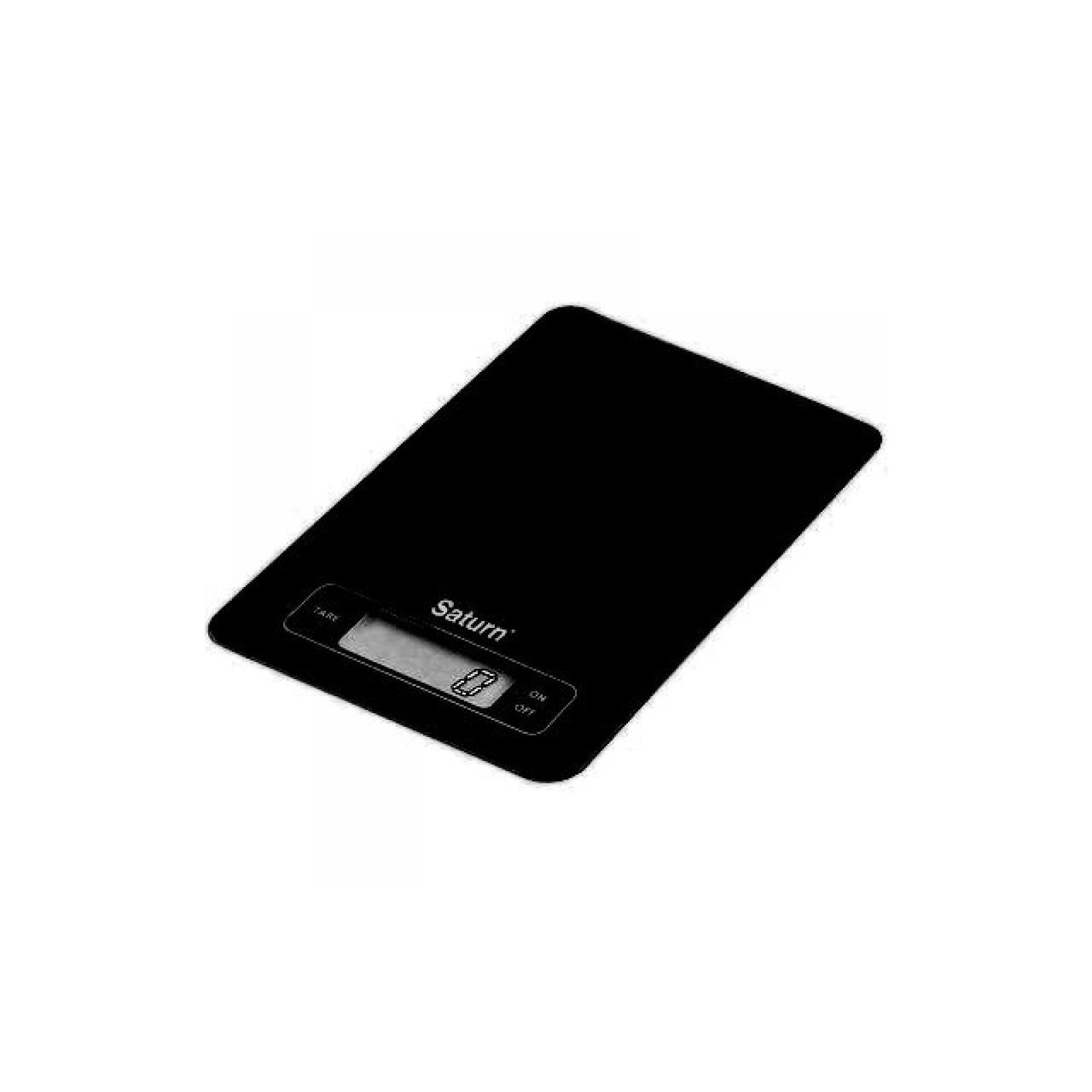 Весы кухонные SATURN ST-KS7235 Black