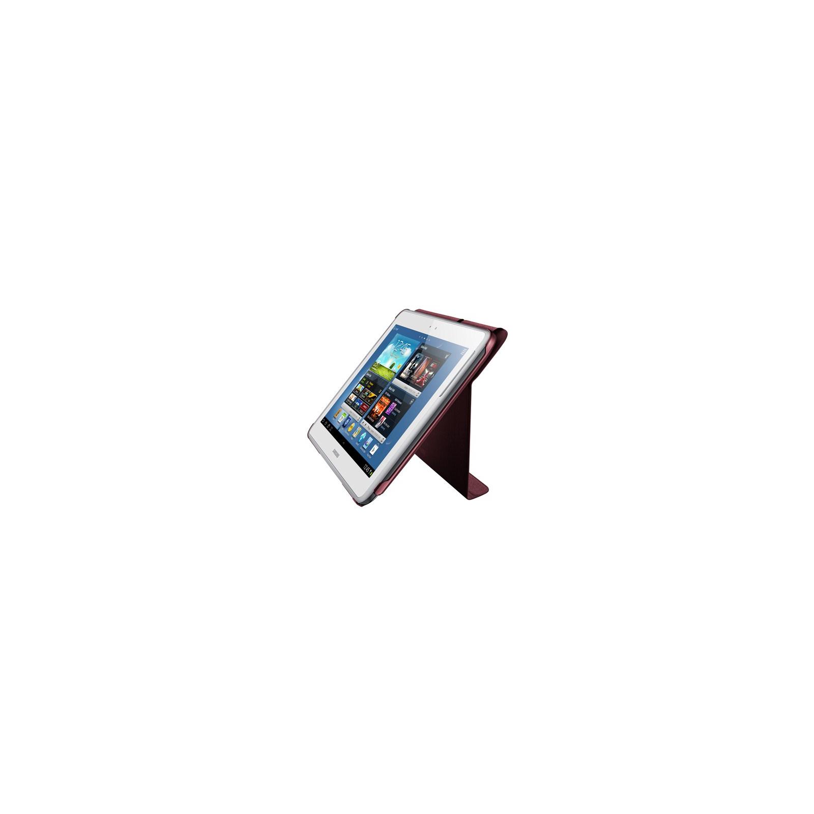 "Чехол для планшета Samsung N8000, 10.1"" Garnet Red (EFC-1G2NRECSTD) изображение 2"