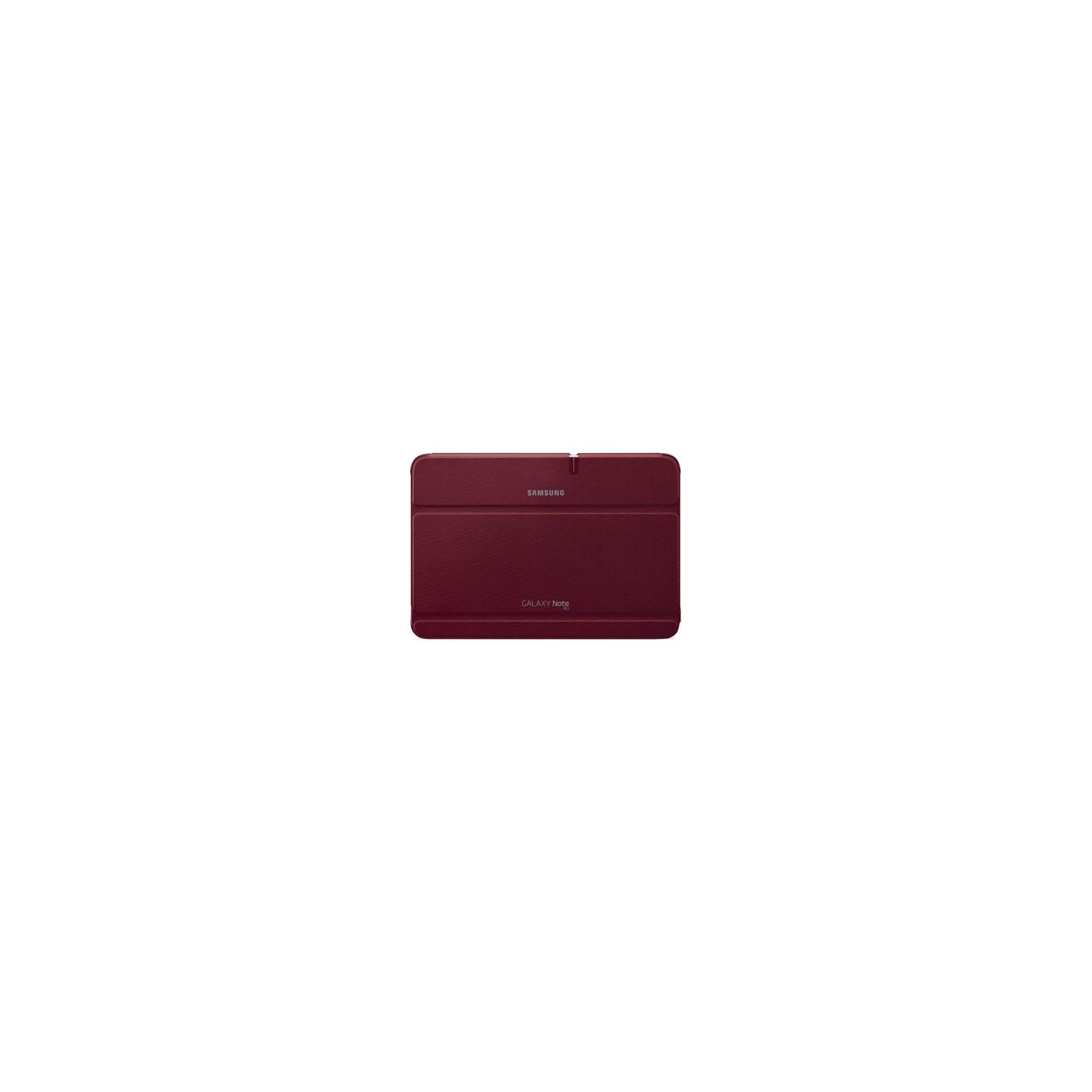 "Чехол для планшета Samsung N8000, 10.1"" Garnet Red (EFC-1G2NRECSTD)"