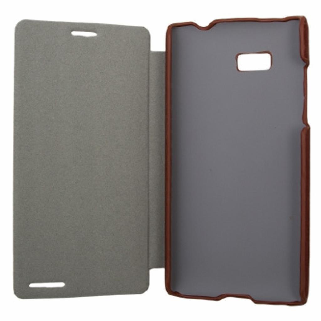 Чехол для моб. телефона Drobak для HTC Desire 600 /Book Style/Brown (218856) изображение 2