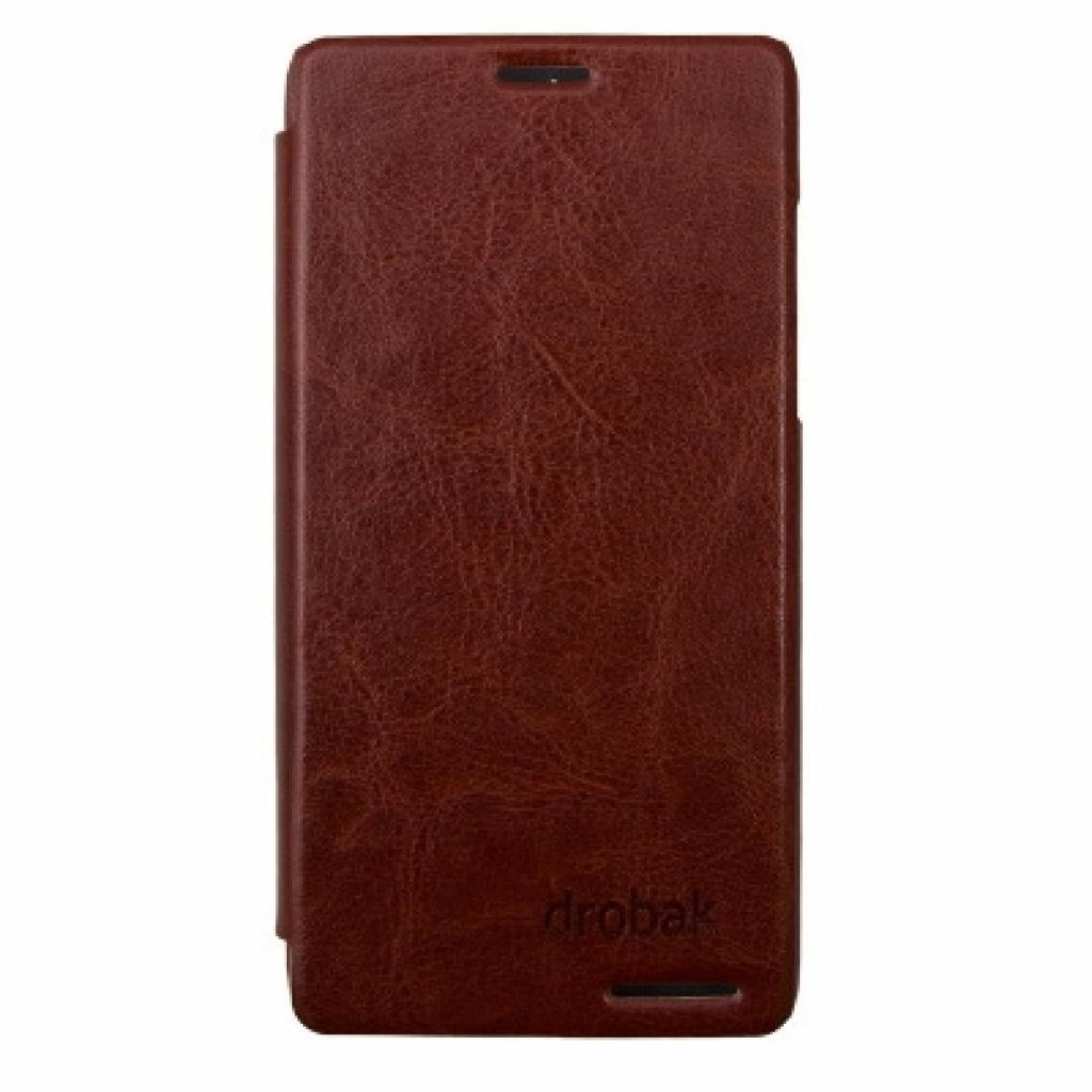 Чехол для моб. телефона Drobak для HTC Desire 600 /Book Style/Brown (218856)