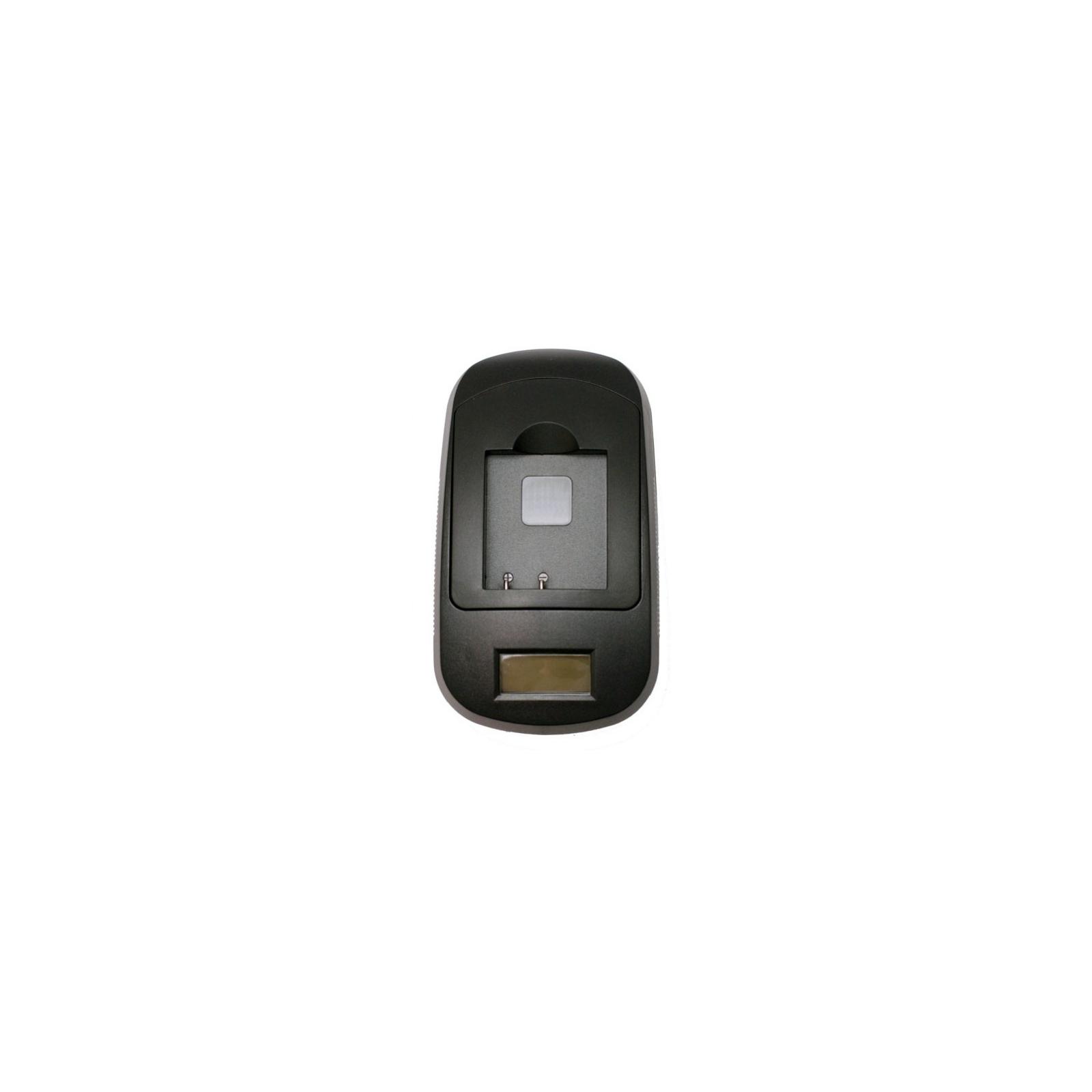 Зарядное устройство для фото EXTRADIGITAL Li-40B, Li-42B (DV0LCD2043) изображение 2
