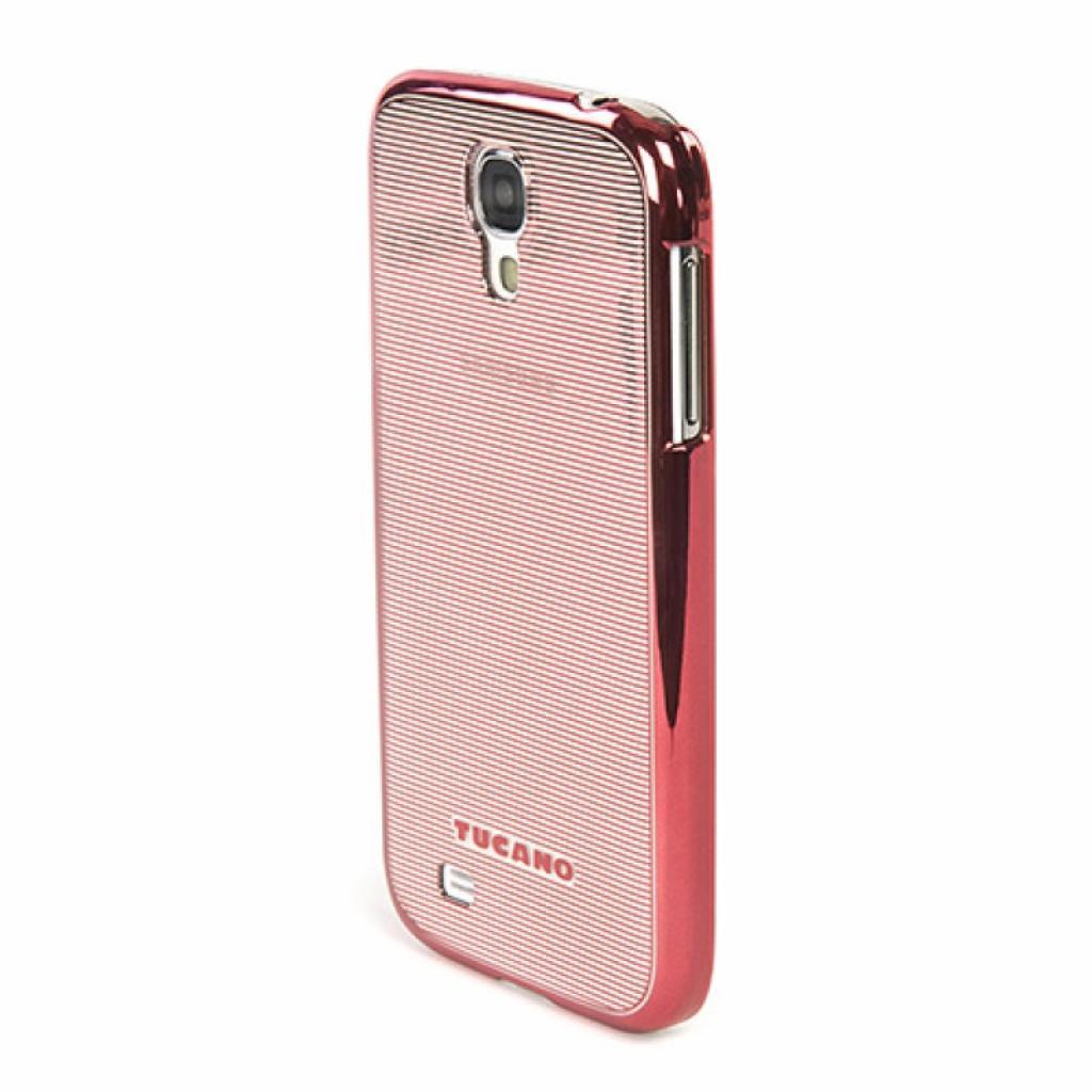 Чехол для моб. телефона Tucano для Samsung Galaxy S4 /Plesse/Red (SG4PL-R) изображение 2