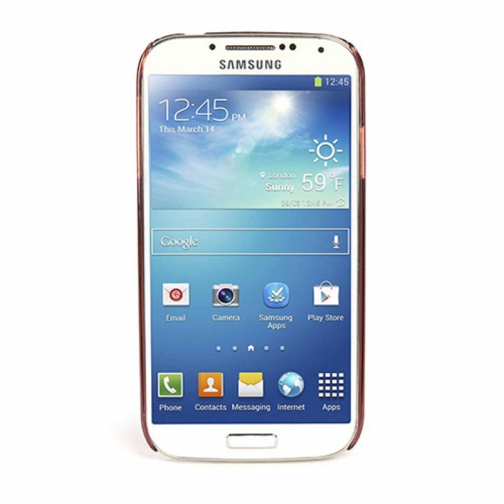 Чехол для моб. телефона Tucano для Samsung Galaxy S4 /Plesse/Red (SG4PL-R) изображение 4