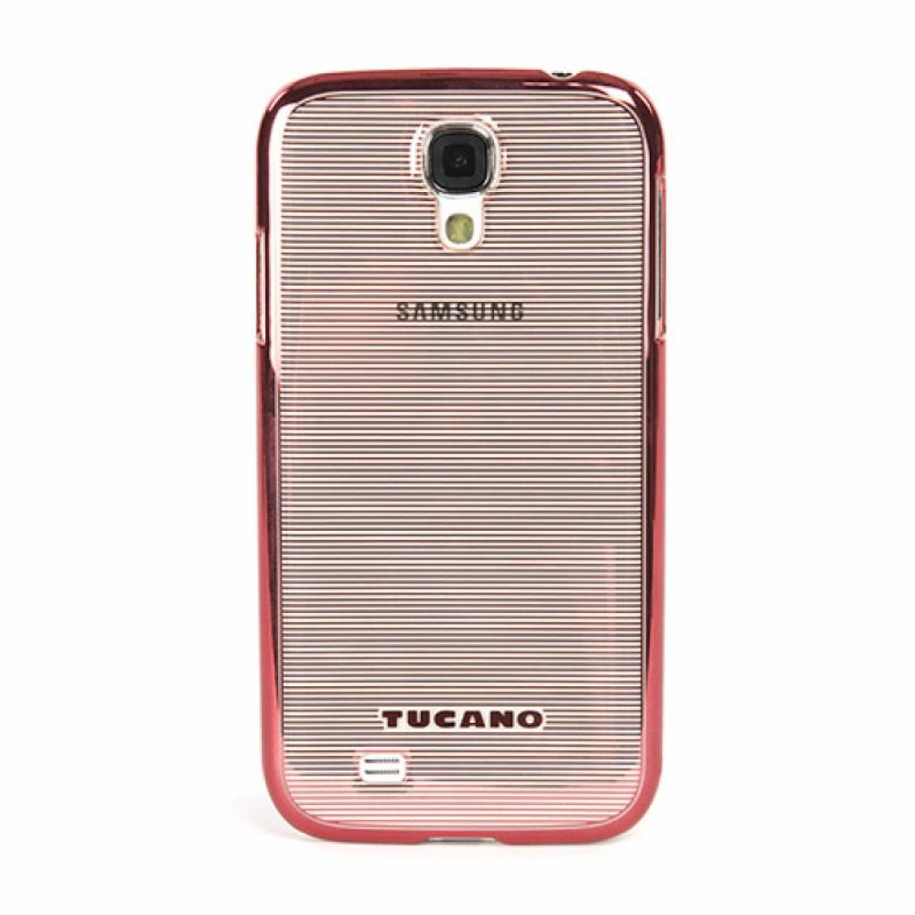Чехол для моб. телефона Tucano для Samsung Galaxy S4 /Plesse/Red (SG4PL-R)
