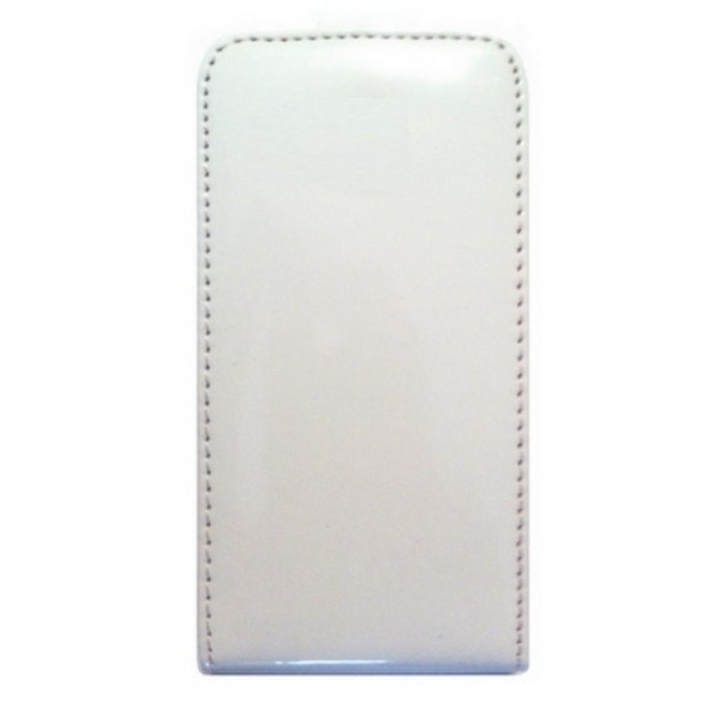 Чехол для моб. телефона KeepUp для Samsung i8552 Galaxy Win Duos White/FLIP (00-00010014)