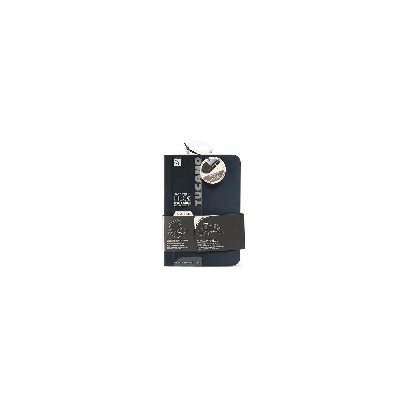 Чехол для планшета Tucano iPad Air Filo Blue (IPD5FI-BS) изображение 6