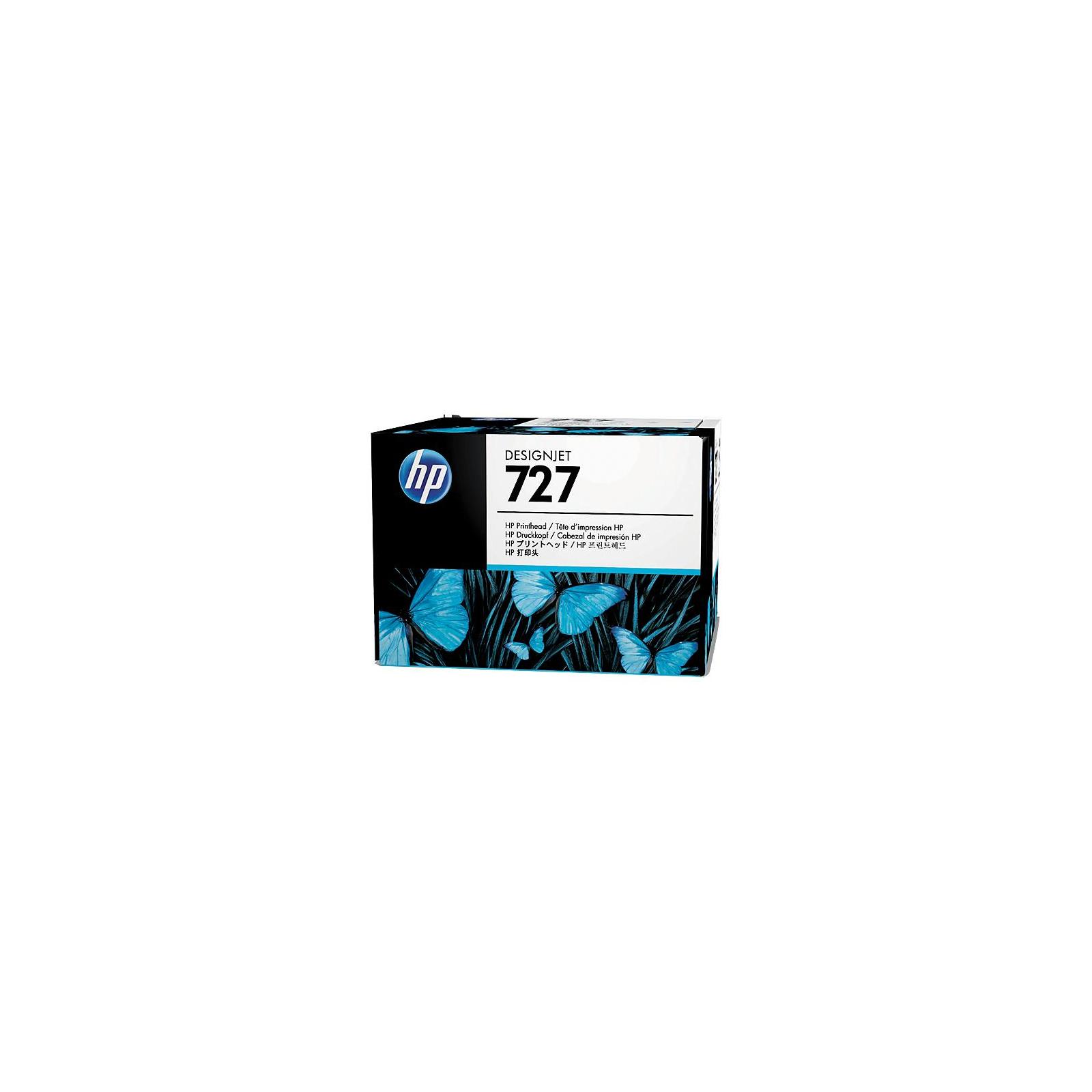 Печатающая головка HP No.727 Designjet T1500/T920 (B3P06A)
