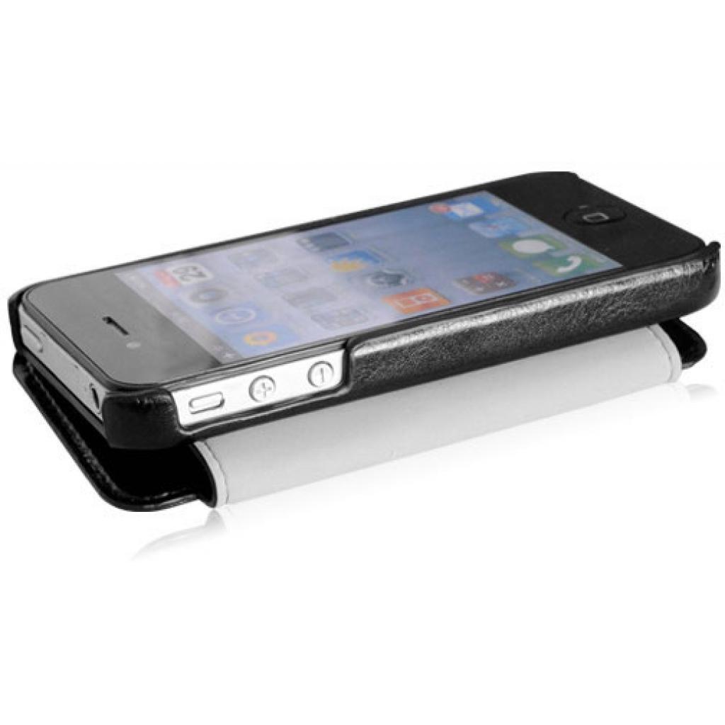 Чехол для моб. телефона HOCO для iPhone 4/4S /Crystal (HI-L028 Black) изображение 6