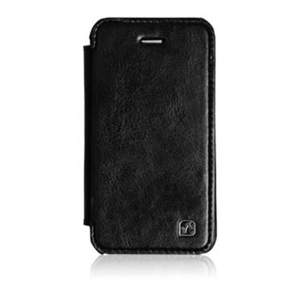 Чехол для моб. телефона HOCO для iPhone 4/4S /Crystal (HI-L028 Black)