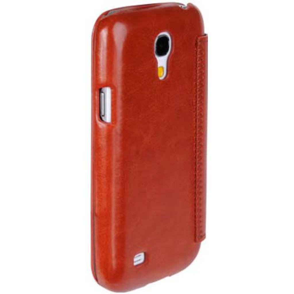 Чехол для моб. телефона HOCO для Samsung I9192 Galaxy S4 mini /Crystal s (HS-L045 Brown) изображение 2