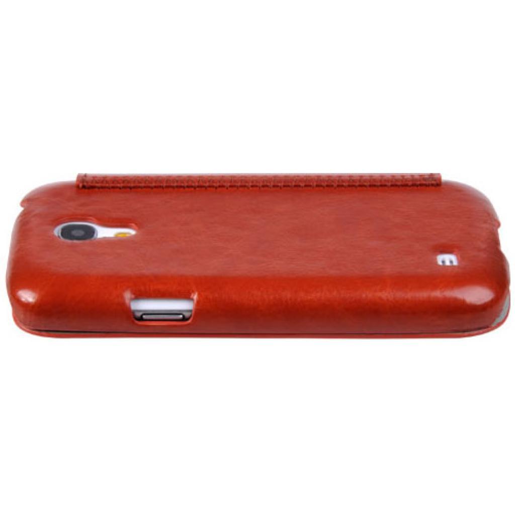 Чехол для моб. телефона HOCO для Samsung I9192 Galaxy S4 mini /Crystal s (HS-L045 Brown) изображение 3