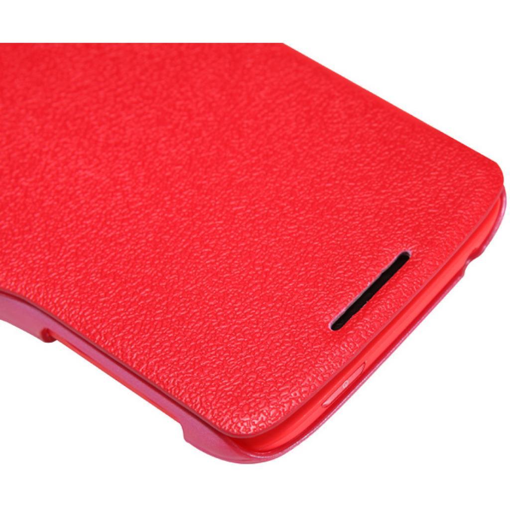 Чехол для моб. телефона NILLKIN для Lenovo S820 /Fresh/ Leather/Red (6076867) изображение 5
