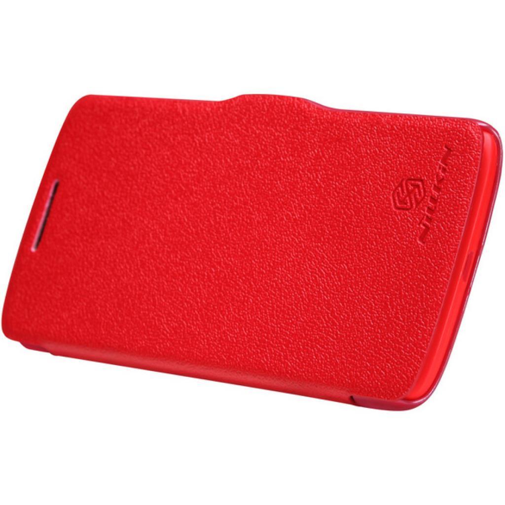 Чехол для моб. телефона NILLKIN для Lenovo S820 /Fresh/ Leather/Red (6076867)