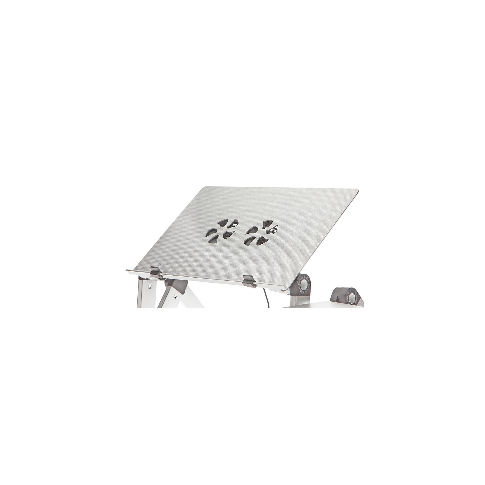 Подставка для ноутбука UFT Sprinter T6 Silver изображение 3