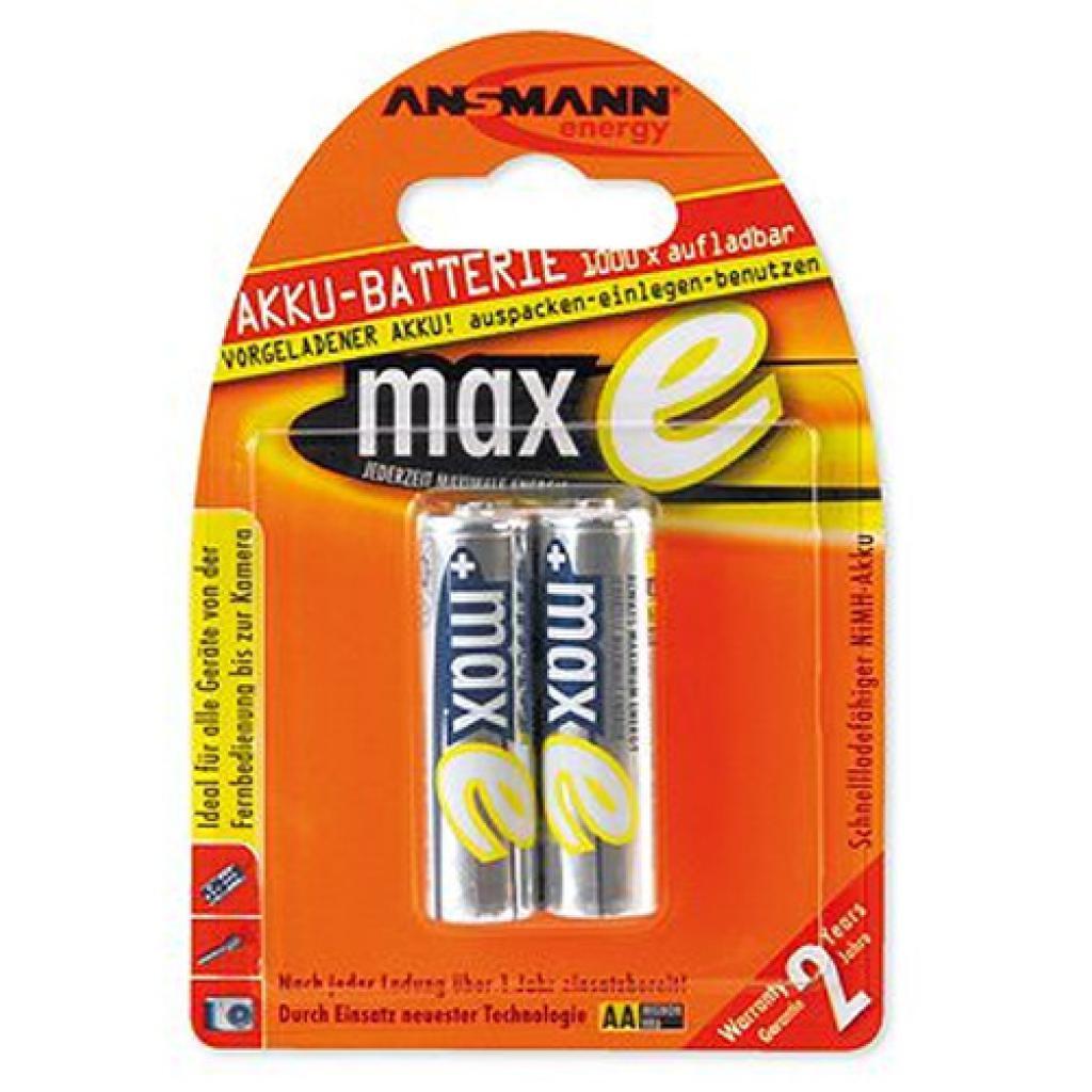 Аккумулятор Ansmann AA 2500mAh maxE * 2 (5035432)