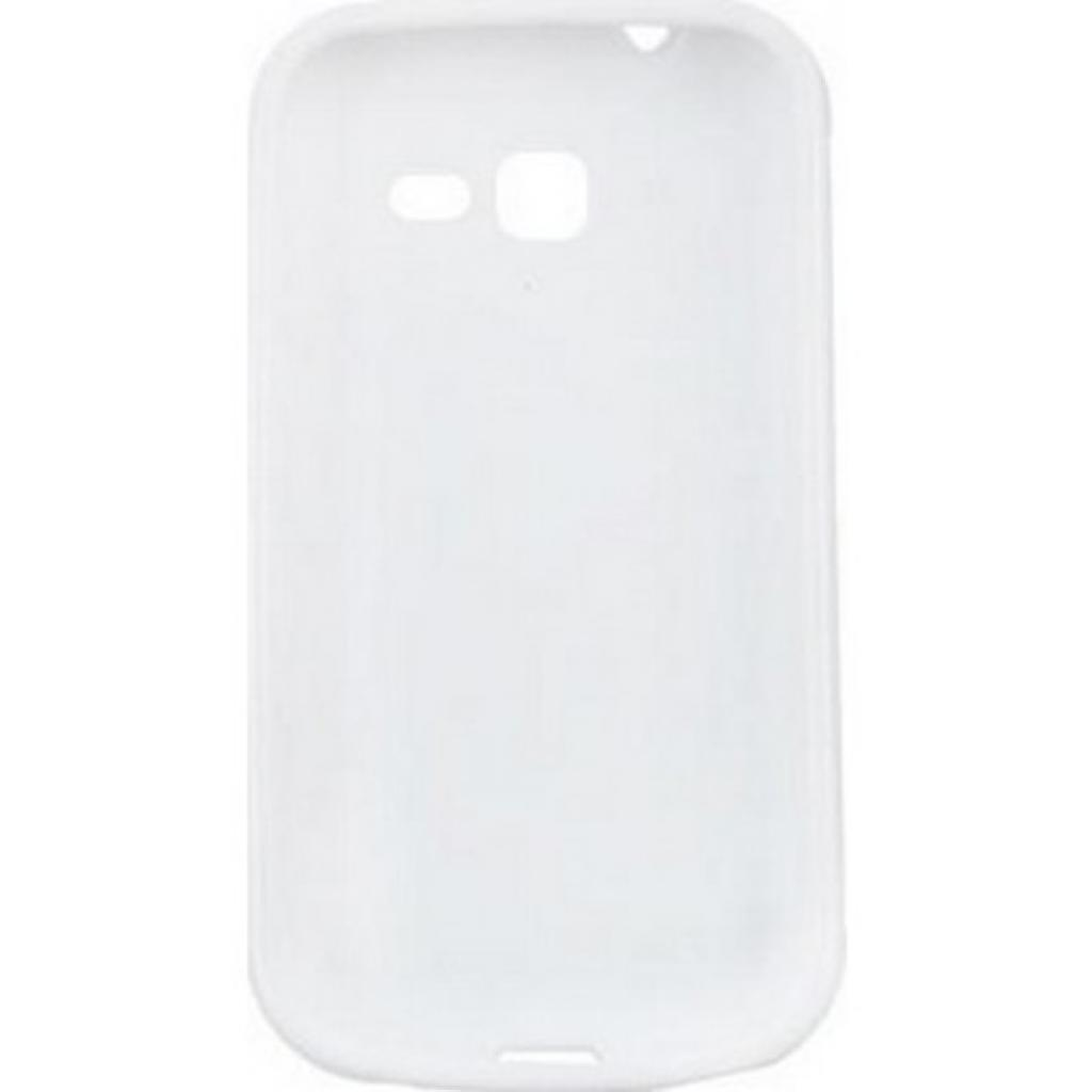 Чехол для моб. телефона для Samsung Galaxy Trend S7390 (White Сlear) Elastic PU Drobak (216082) изображение 2