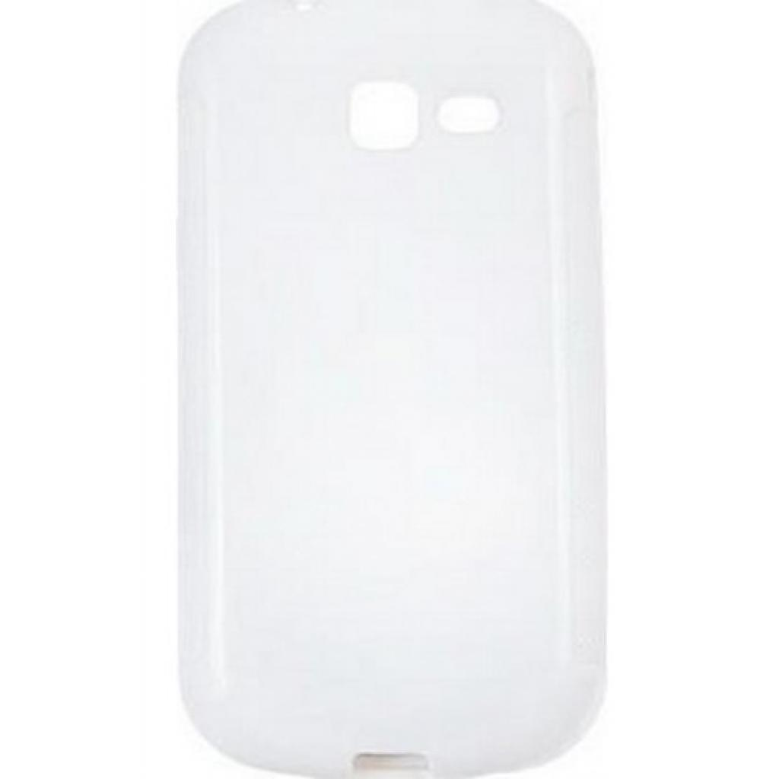 Чехол для моб. телефона для Samsung Galaxy Trend S7390 (White Сlear) Elastic PU Drobak (216082)