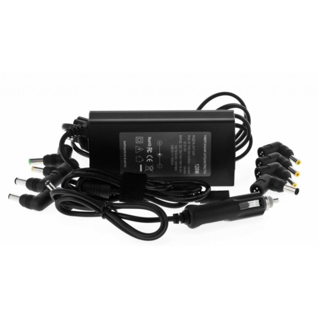 Блок питания к ноутбуку LogicPower AnT 1208T 120W (AnT 1208T) изображение 4