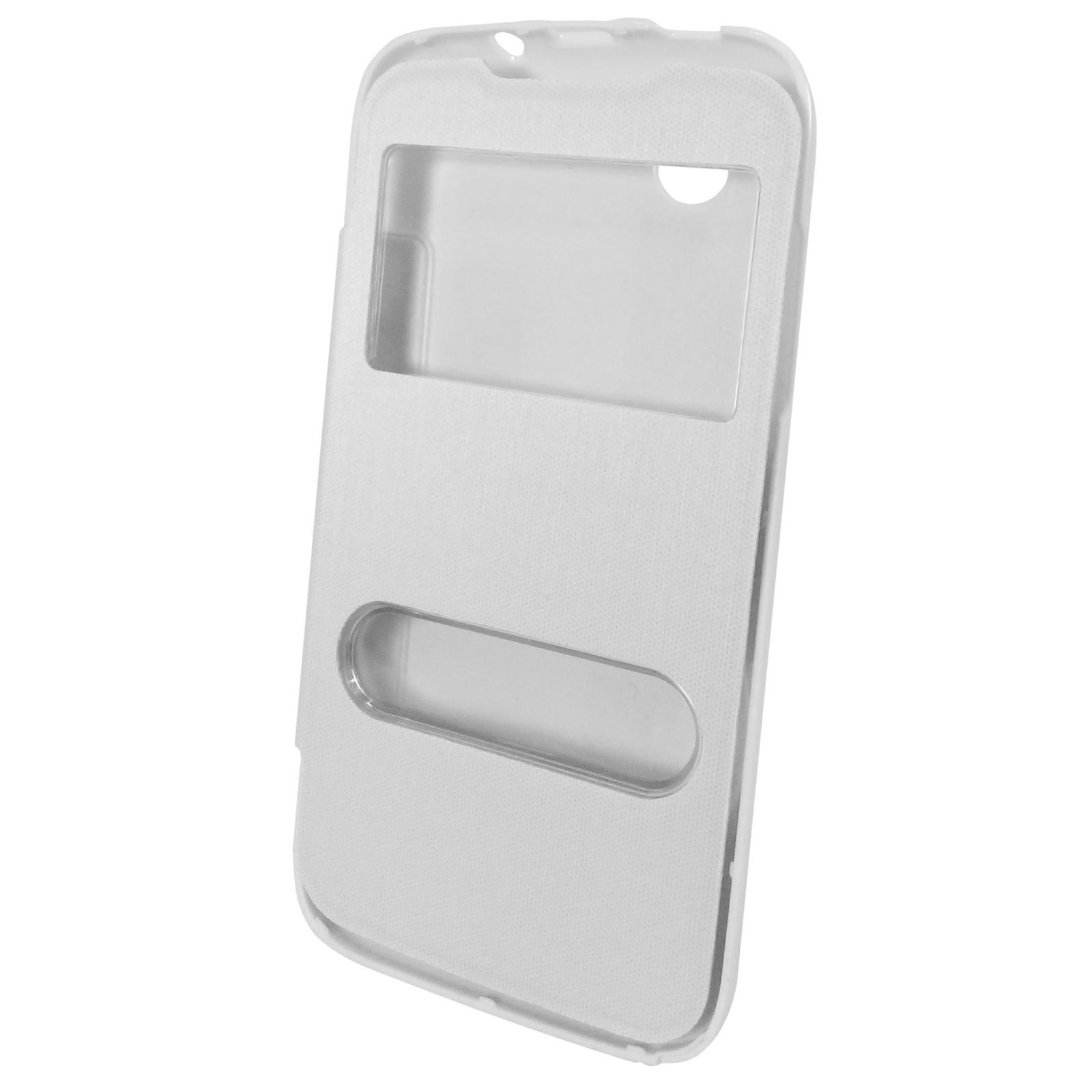 Чехол для моб. телефона GLOBAL для Lenovo A369 (белый) (1283126459160) изображение 2