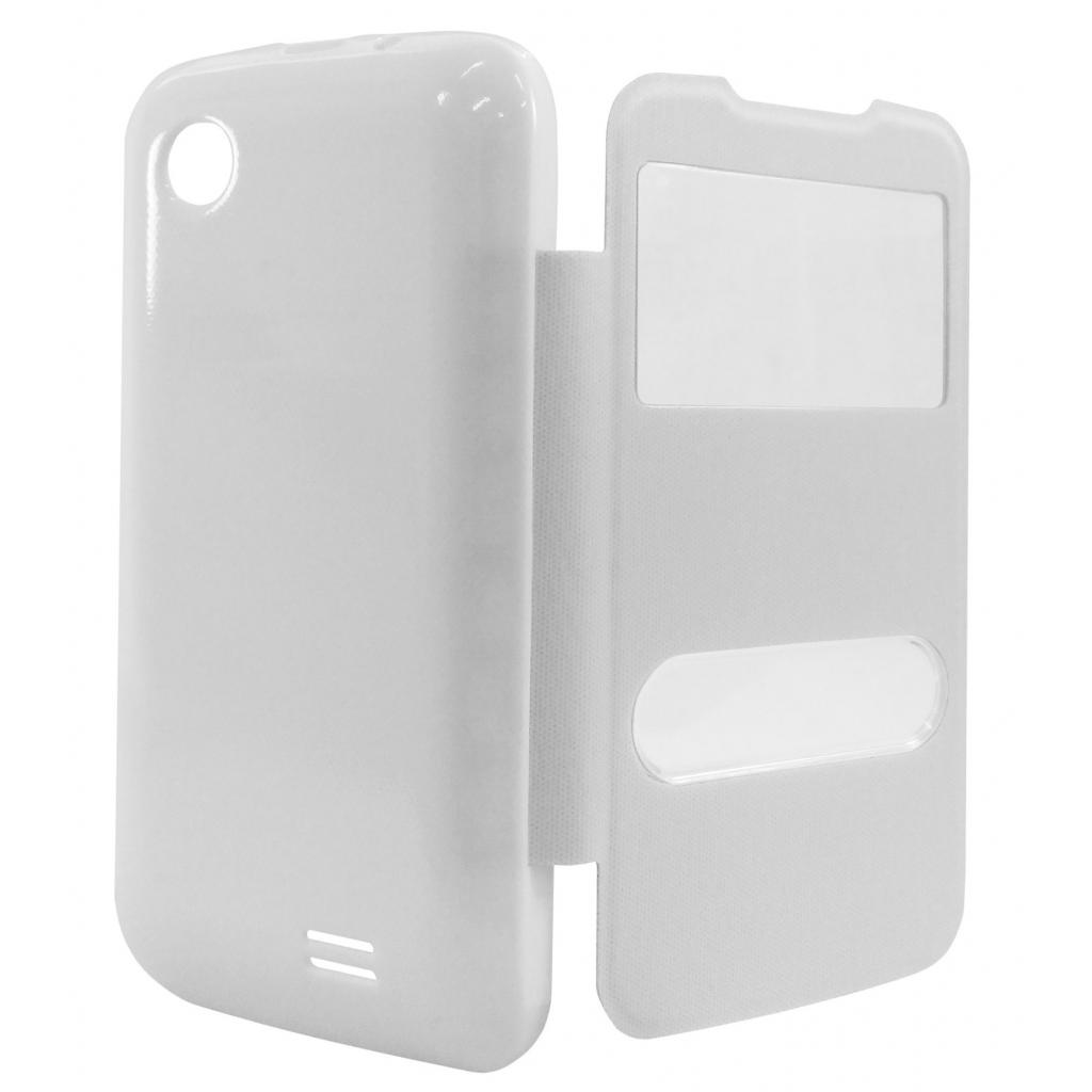 Чехол для моб. телефона GLOBAL для Lenovo A369 (белый) (1283126459160)