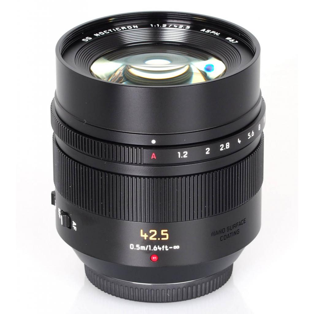 Объектив PANASONIC Micro 4/3 Lens 43 mm (H-NS043E) изображение 2