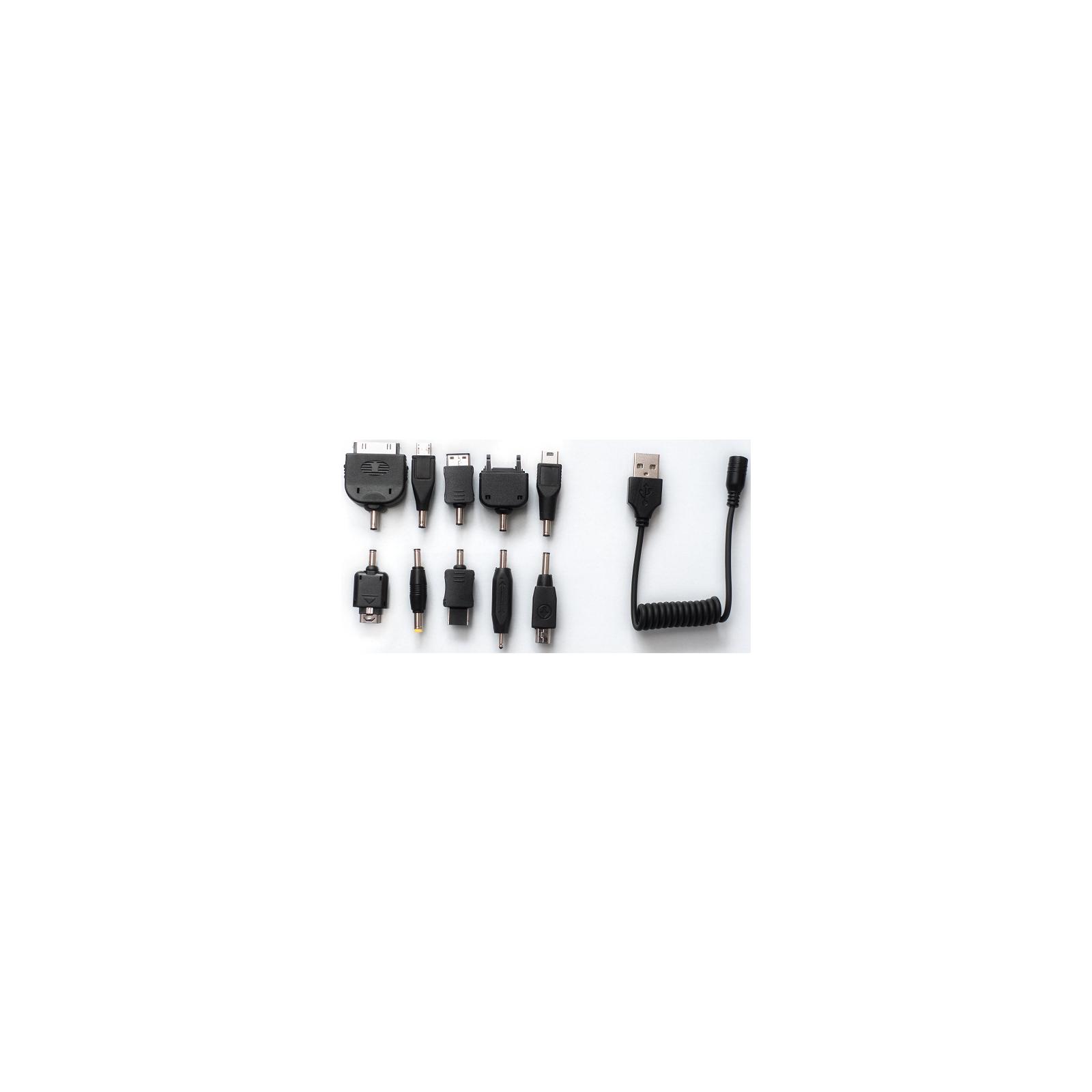 Батарея универсальная PowerPlant PB-SS002 10000mAh (PB-SS002) изображение 5