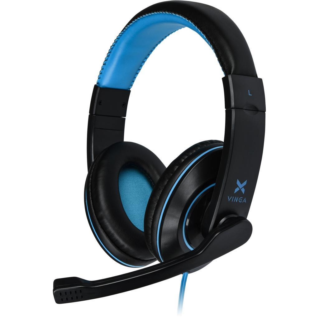 Навушники Vinga HSC055 Black (HSC055BK) ціни в Києві та Українi ... 721427c077b9e