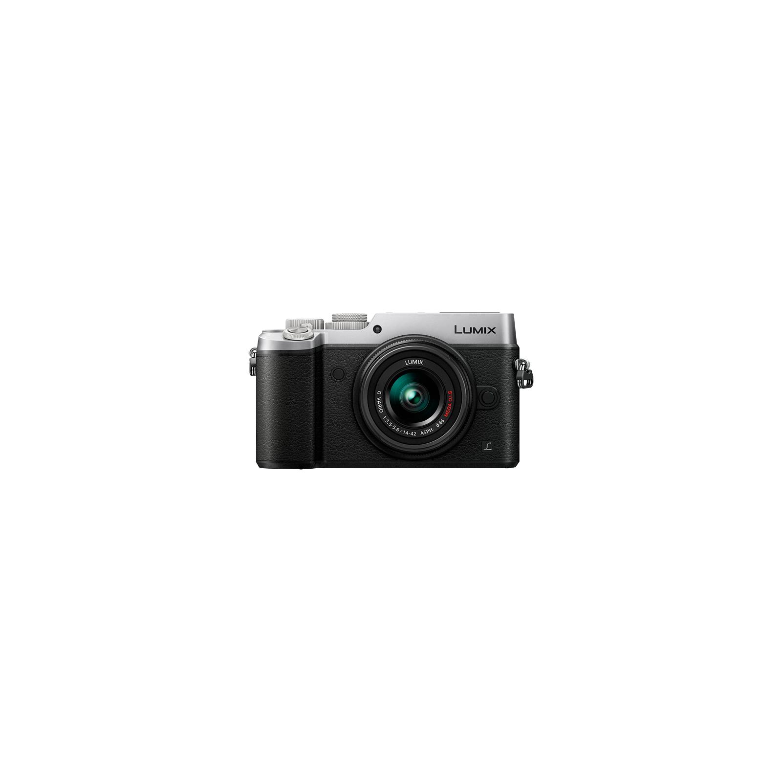 Цифровой фотоаппарат PANASONIC DMC-GX8 Kit 14-42mm (DMC-GX8KEE-S) изображение 2