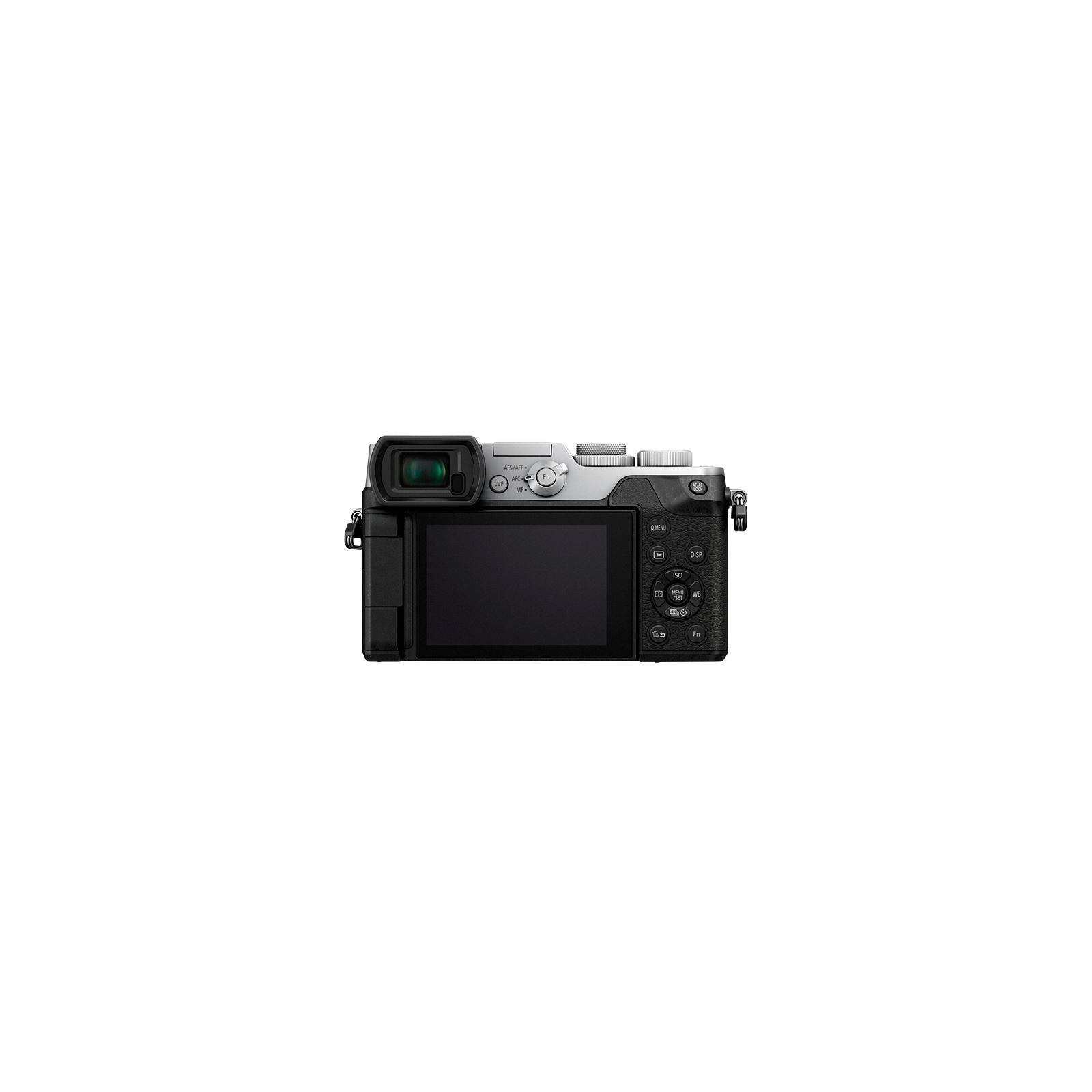 Цифровой фотоаппарат PANASONIC DMC-GX8 Kit 14-42mm (DMC-GX8KEE-S) изображение 3