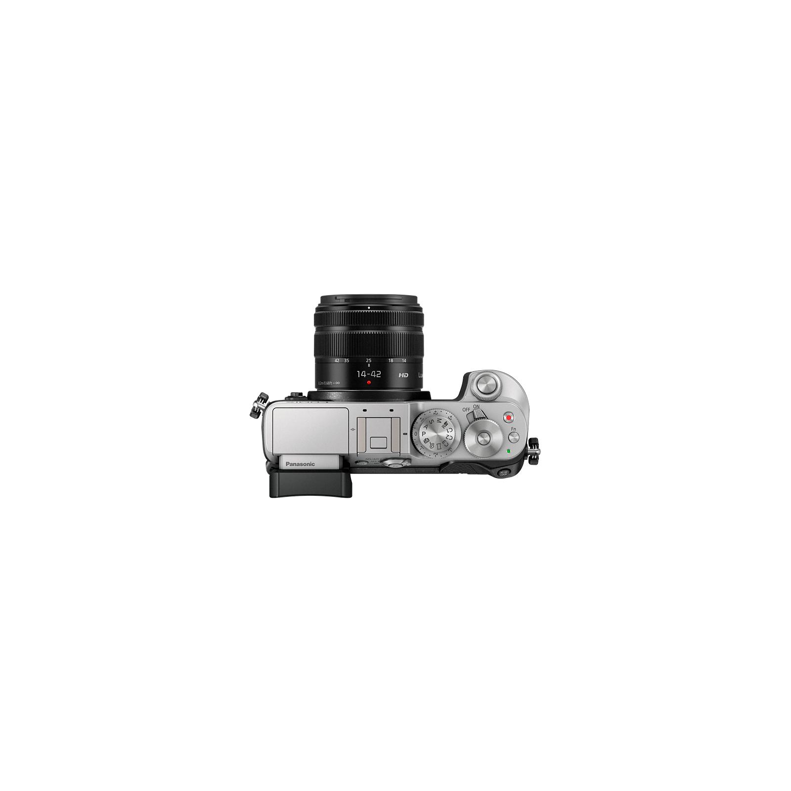 Цифровой фотоаппарат PANASONIC DMC-GX8 Kit 14-42mm (DMC-GX8KEE-S) изображение 4