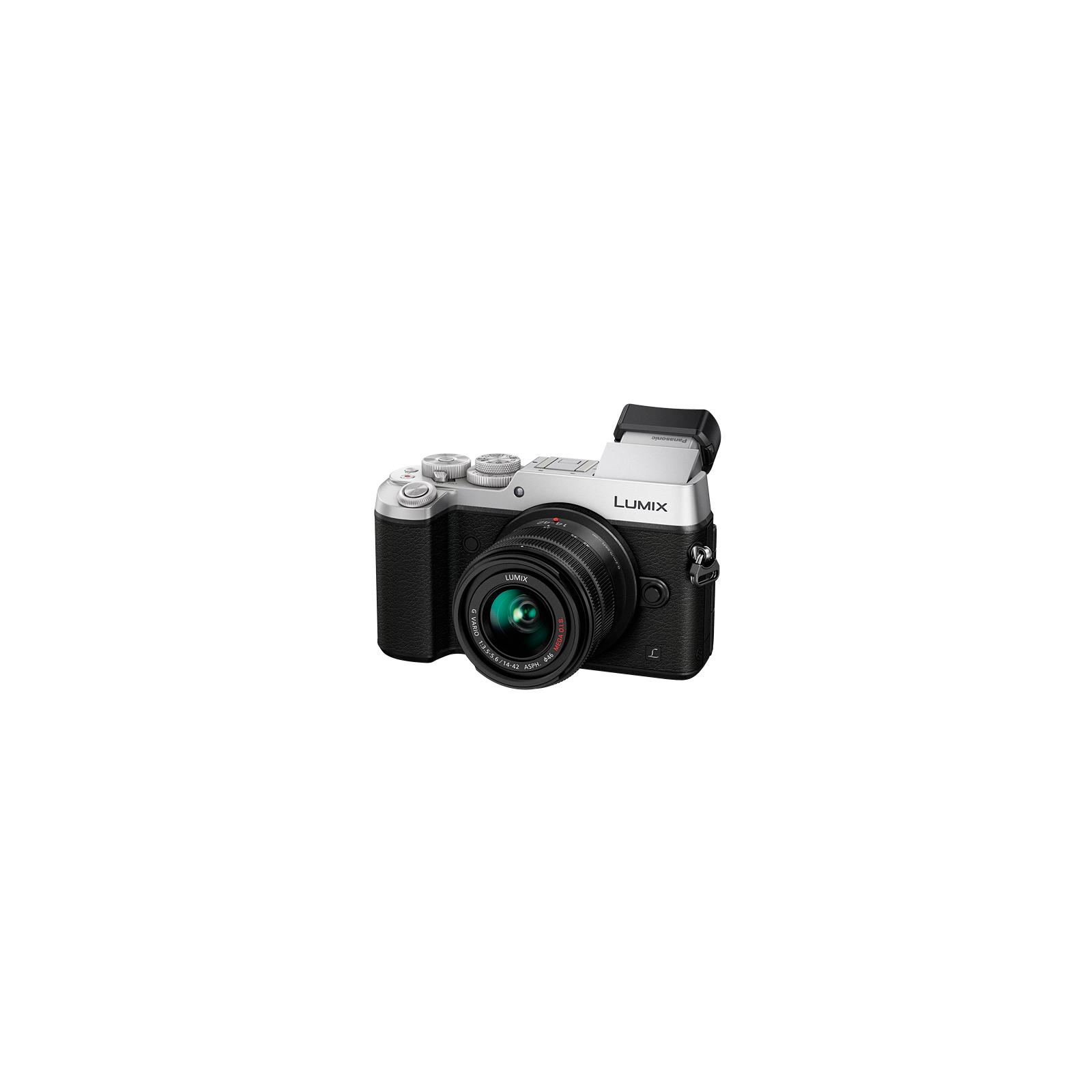 Цифровой фотоаппарат PANASONIC DMC-GX8 Kit 14-42mm (DMC-GX8KEE-S) изображение 5