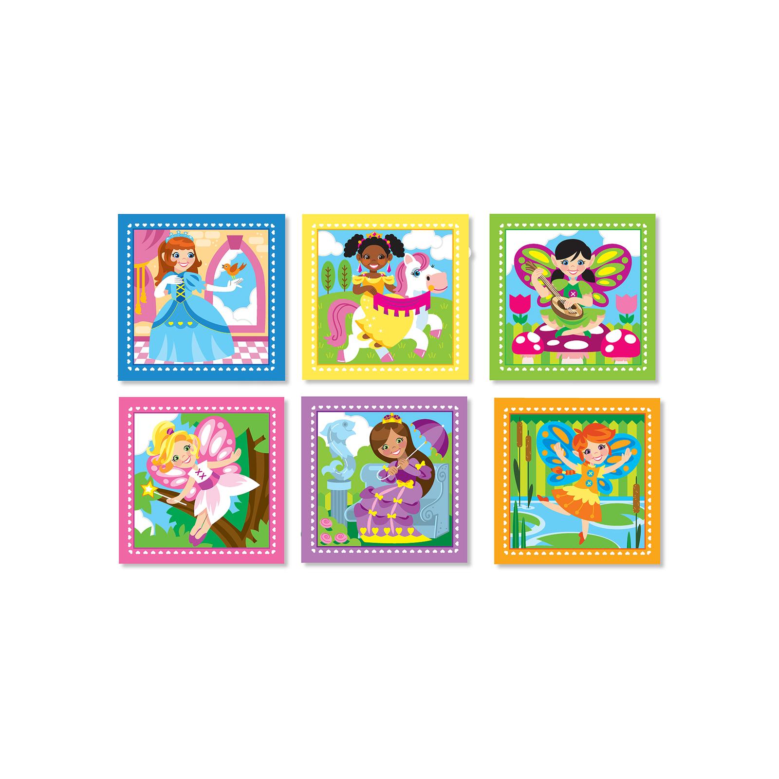 Кубики Melissa&Doug Принцессы и феи (MD19040) изображение 2