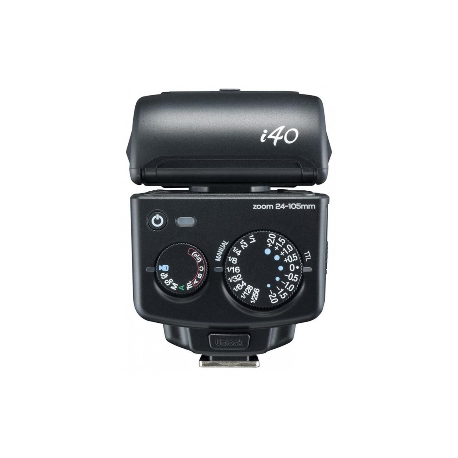 Вспышка Nissin Speedlite i40 Fujifilm (N081) изображение 4