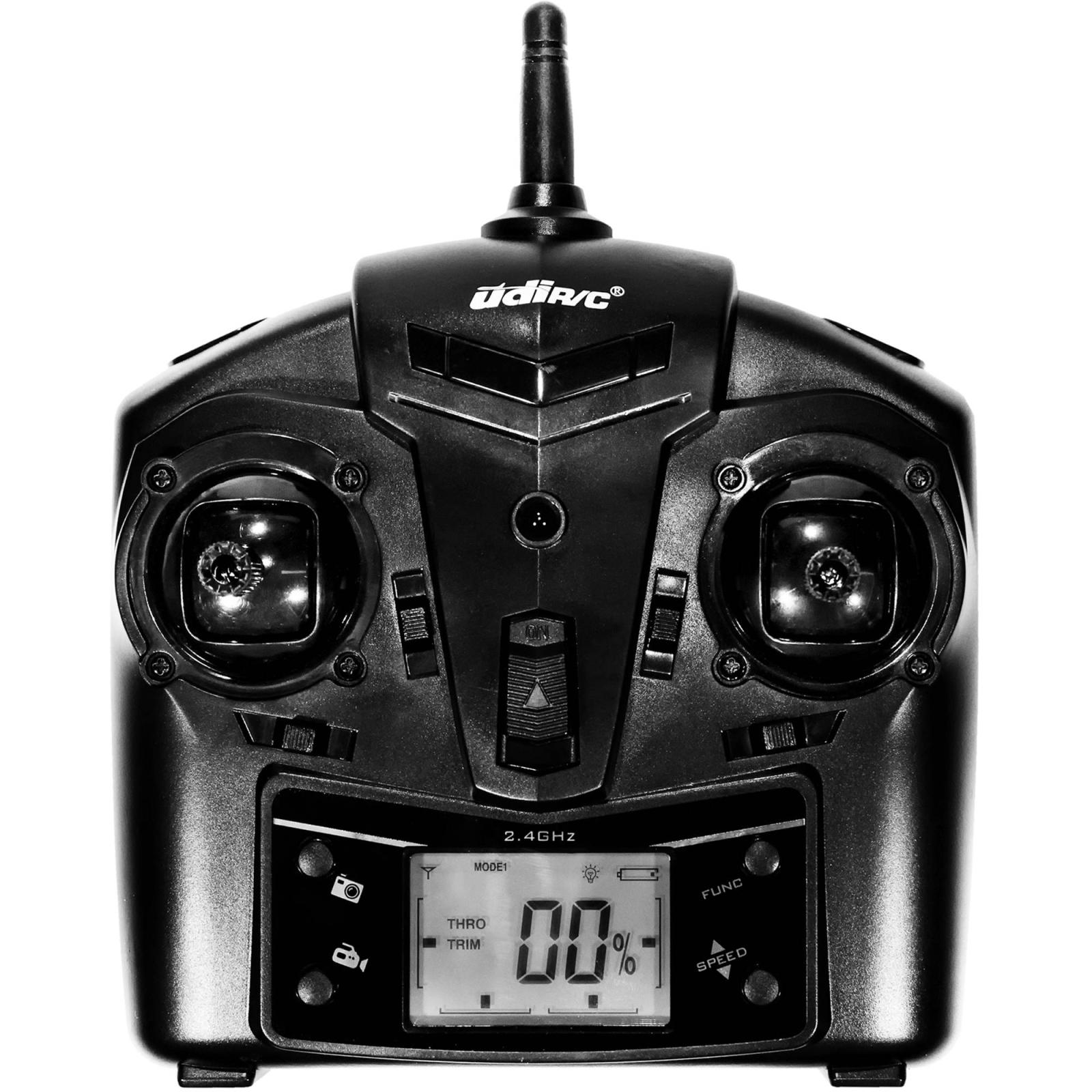Квадрокоптер UDIRC Discovery U818A-1 2.4 GHz RTF Темно-синий (U818A-1) изображение 3