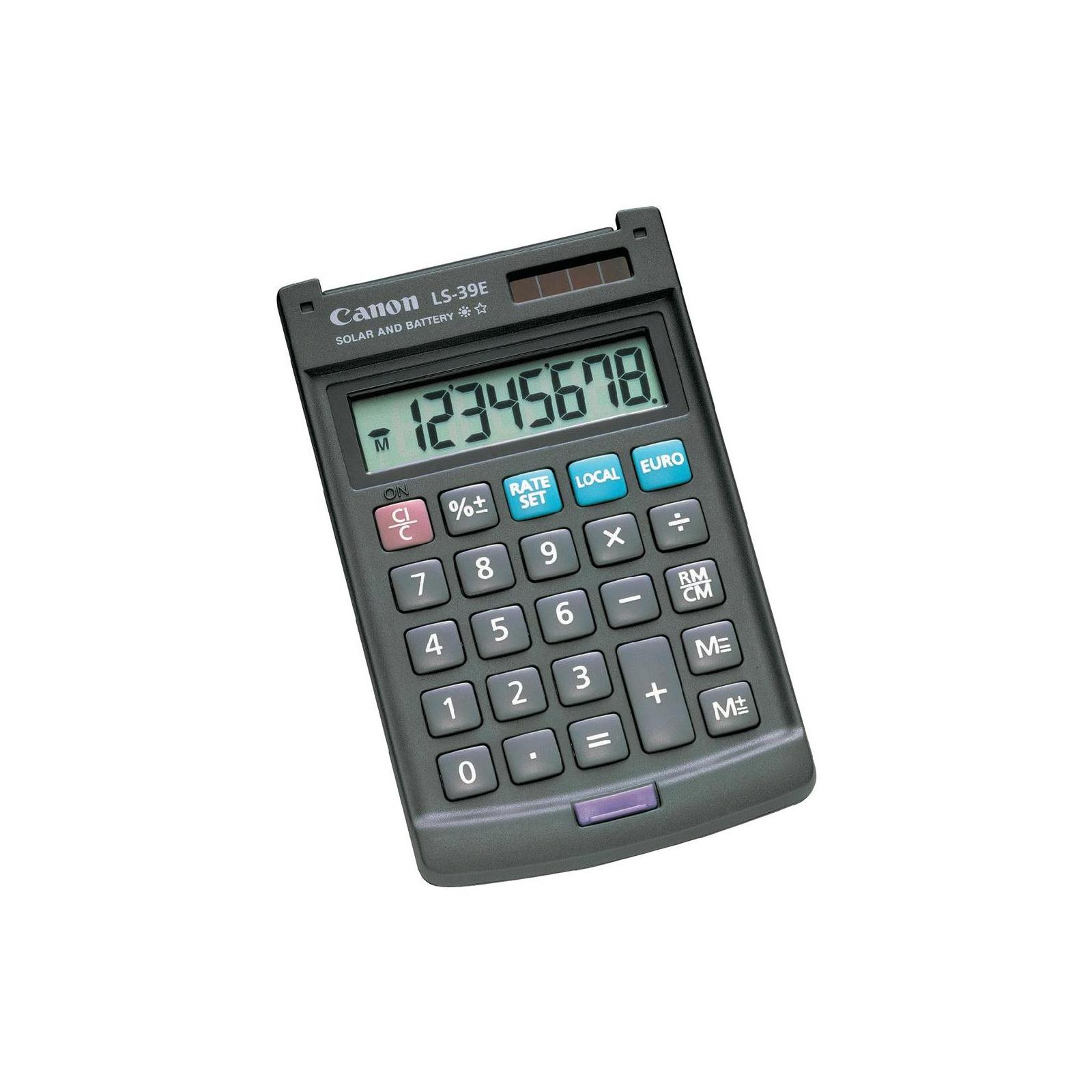 Калькулятор Canon LS-39E (E11-5800210)