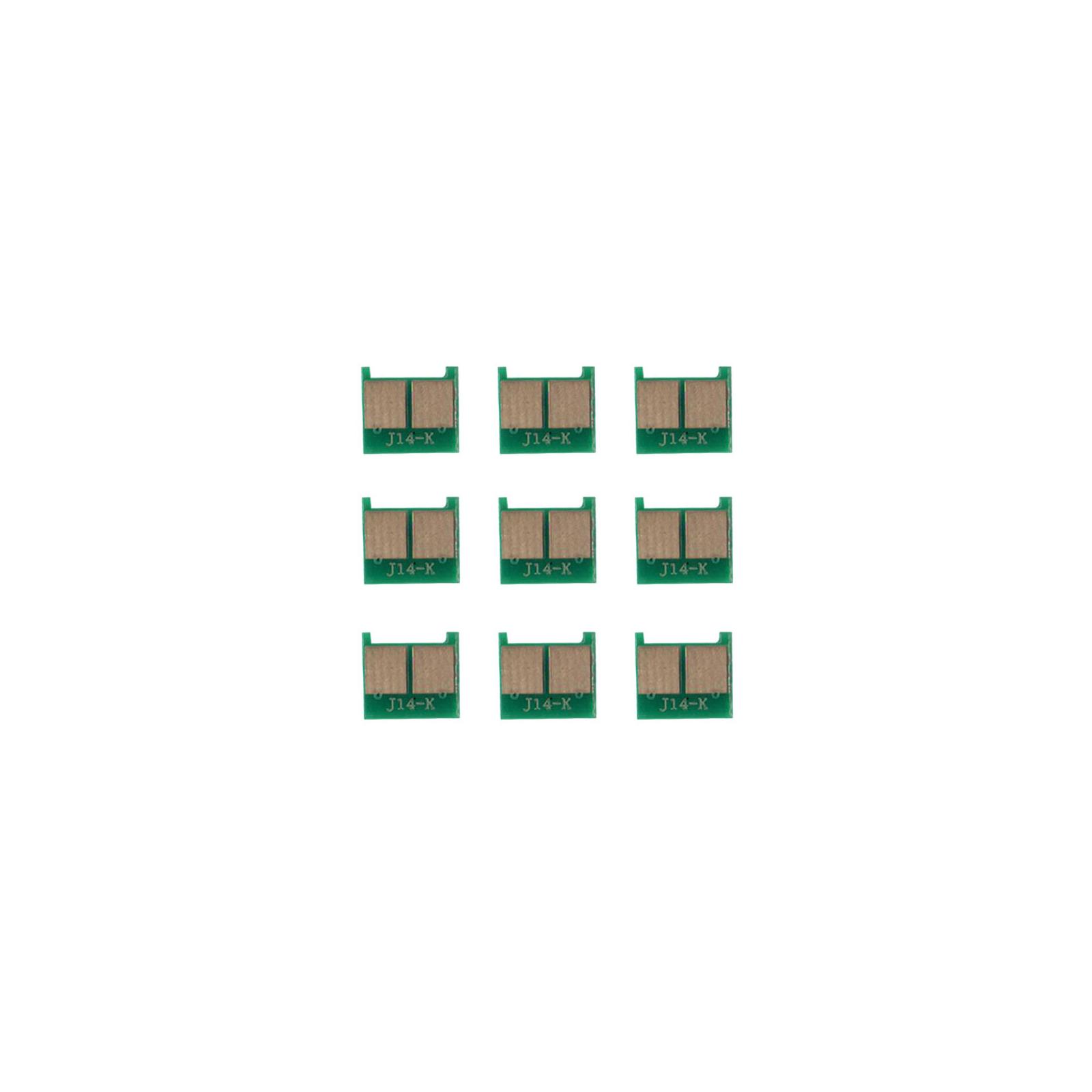Чип для картриджа HP CLJ Pro 700/M176/177/775/CM4540/CP5520/5525 Yellow AHK (1800414)