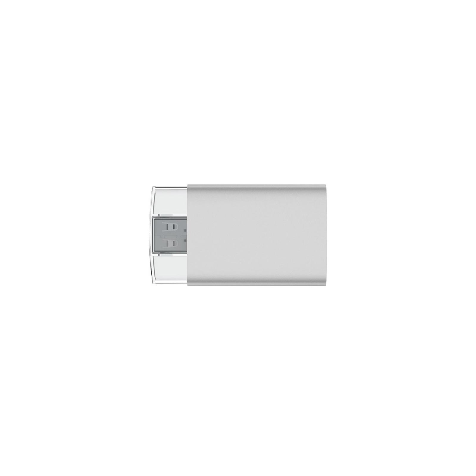 USB флеш накопитель SanDisk 64GB iXpand USB/Lightning Apple (SDIX-064G-G57) изображение 2