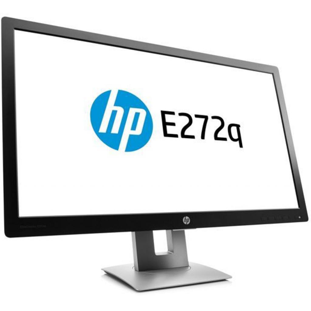 Монитор HP EliteDisplay E272q (M1P04AA) изображение 2