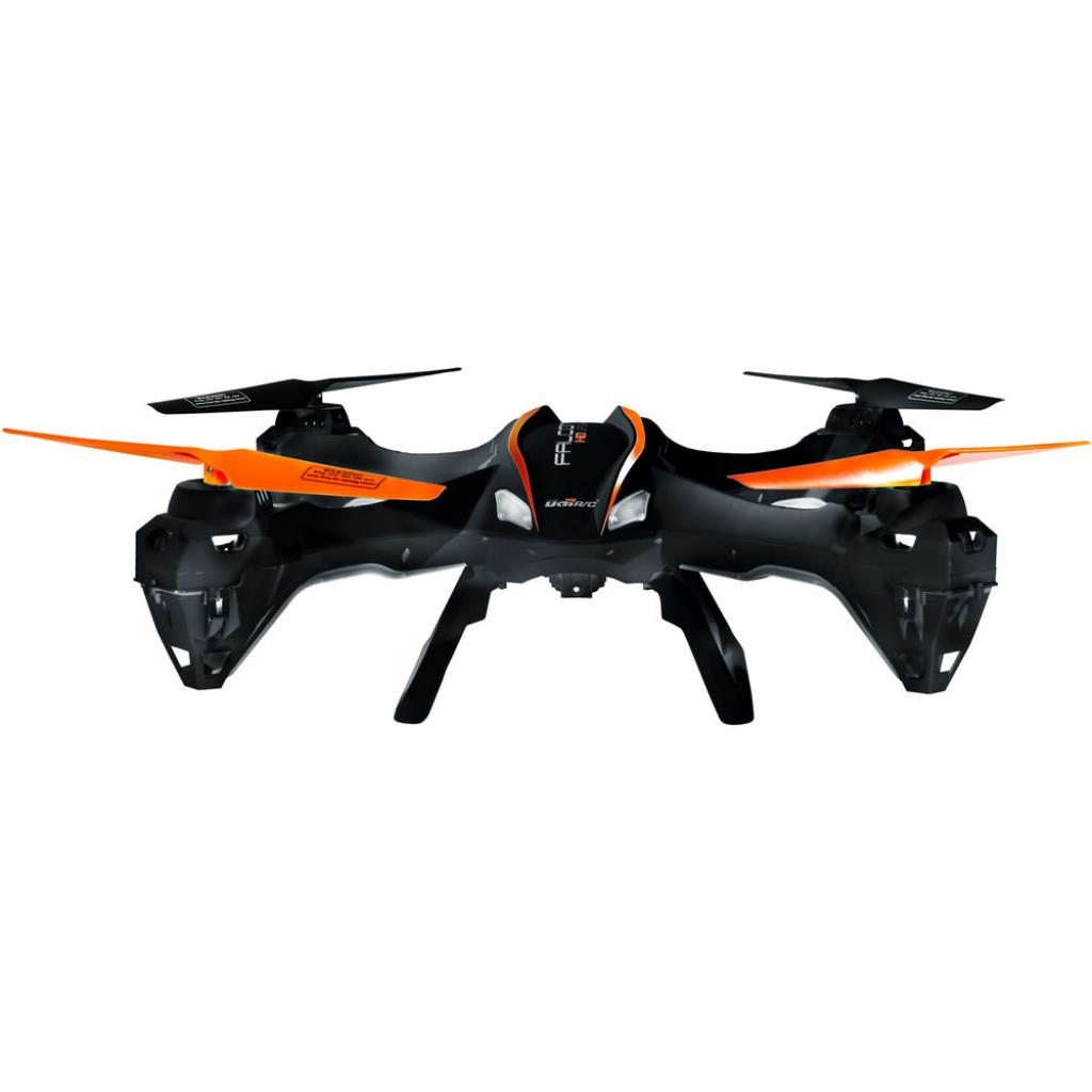 Квадрокоптер UDIRC U842 FALCON 2,4 GHz 486 мм HD бортовая камера 4CH (U842 Black) изображение 2