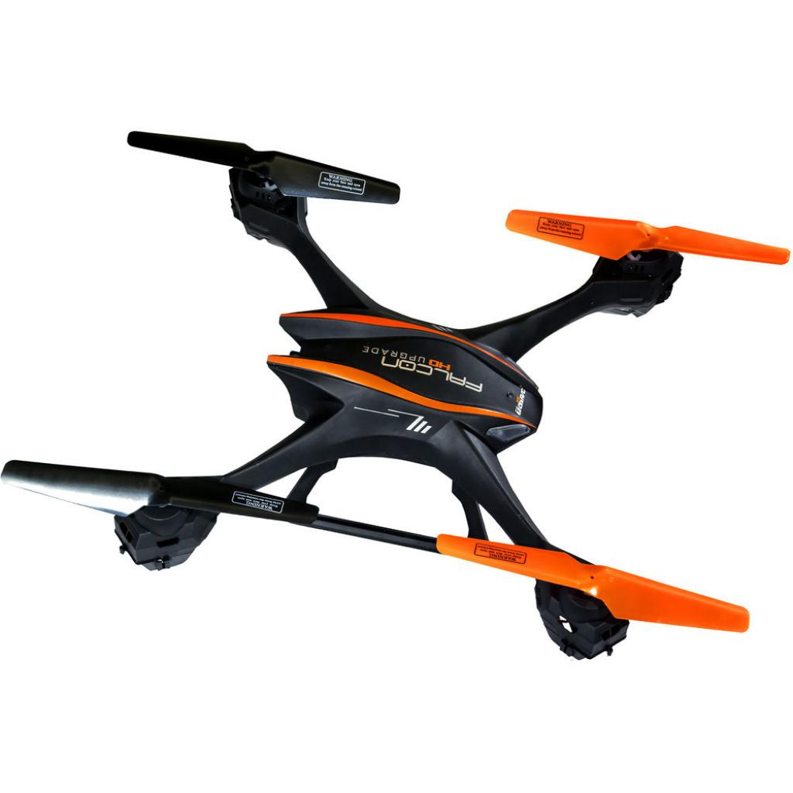 Квадрокоптер UDIRC U842 FALCON 2,4 GHz 486 мм HD бортовая камера 4CH (U842 Black) изображение 3