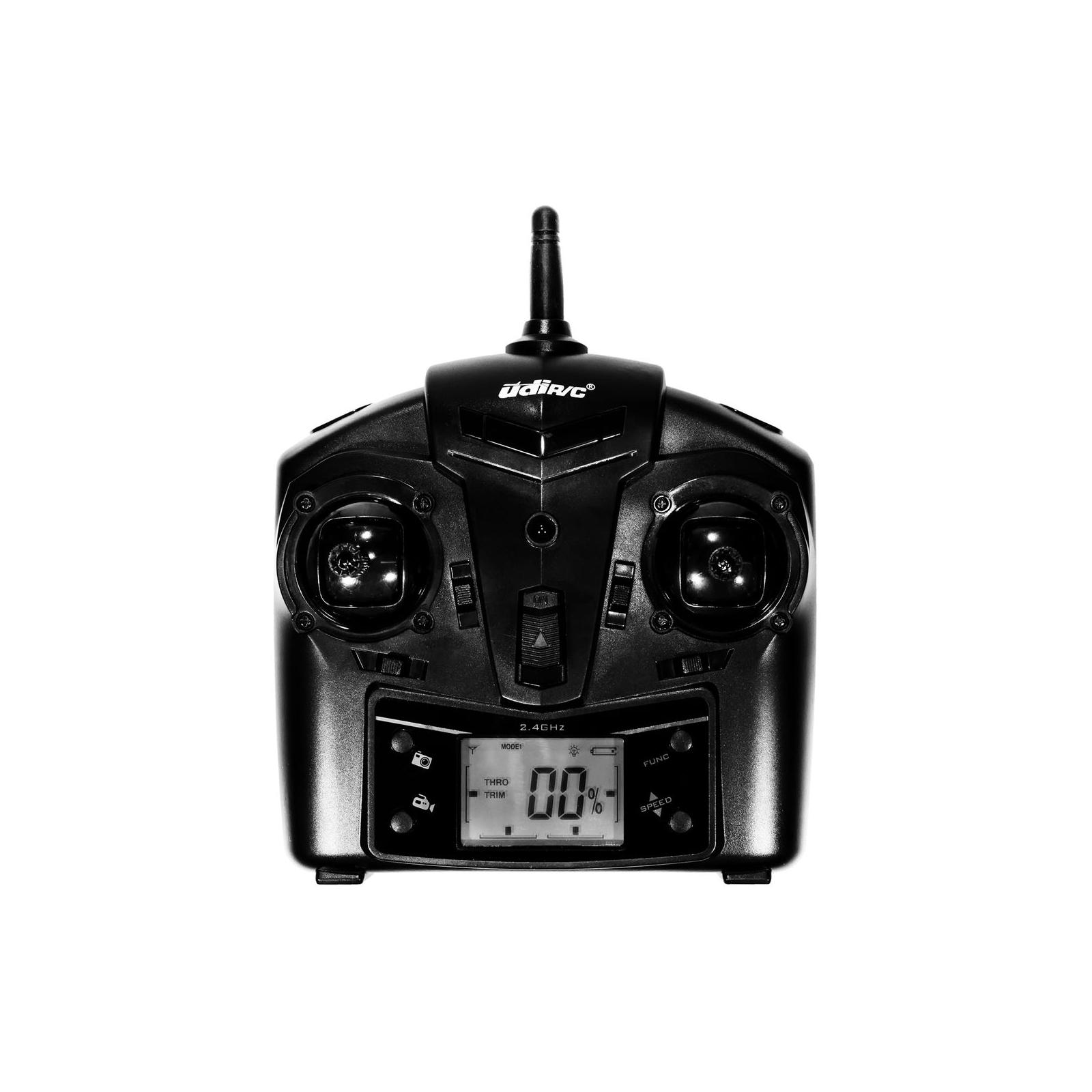 Квадрокоптер UDIRC U842 FALCON 2,4 GHz 486 мм HD бортовая камера 4CH (U842 Black) изображение 5