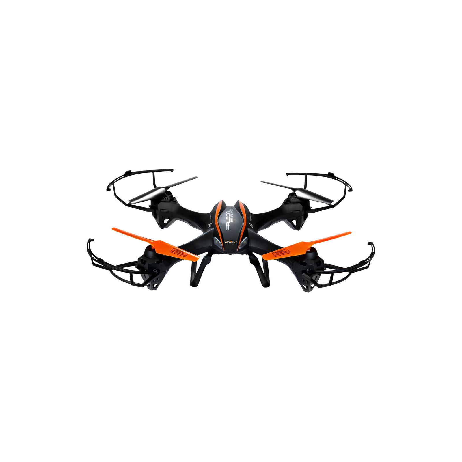 Квадрокоптер UDIRC U842 FALCON 2,4 GHz 486 мм HD бортовая камера 4CH (U842 Black)